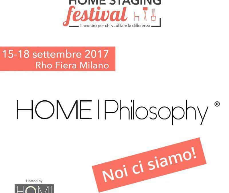 Festival dell'Home Staging – HOME|Philosophy